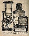 A collection of 'anti-boche' - ie. anti-German - medicine bo Wellcome V0011823.jpg