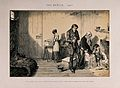 A drunken man at home with his starving and ruined family. E Wellcome V0019405.jpg