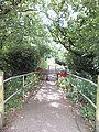 A former road now used as a footpath - geograph.org.uk - 2485276.jpg