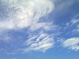 A view of clouds and sky5