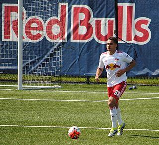Aaron Long (soccer) American association football player