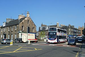 Abbeyhill - London Road, Abbeyhill