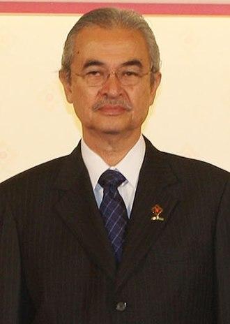 Abdullah Ahmad Badawi - Image: Abdullah Badawi official 2009