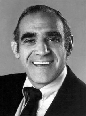 Abe Vigoda - Vigoda as Phil Fish in Barney Miller in 1975
