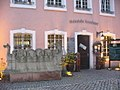 Abendstimmung bei der Weinstube Kesselstatt, Trier (Evening Mood at the Kesselstatt Wine Inn, Trier) - geo.hlipp.de - 14601.jpg