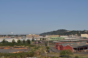 Aberdeen, WA - Downtown from Rt 101.jpg
