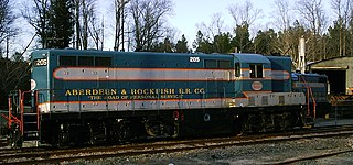 Aberdeen and Rockfish Railroad