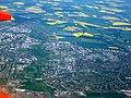 Abflug nach Teneriffa über Berlin - panoramio.jpg