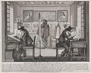 Abraham Bosse French artist (1604-1676)