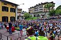 Abschlussveranstaltung Wikimania 2016 in Esino Lario.jpg