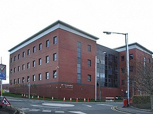 English: Accrington Pals Medical Health Care C...