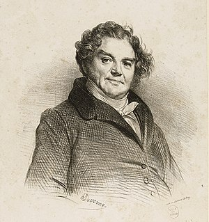 Jean Valjean - Eugene Vidocq, whose career provided a model for the character of Jean Valjean