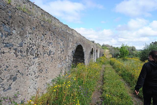 Acquedotto romano di Catania
