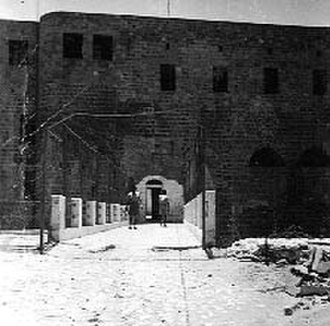 Acre Prison break - Acre Prison