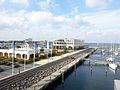 Aerial view Yacht Harbour Residence Rostock Yachthafenresidenz Hohe Düne 5.jpg
