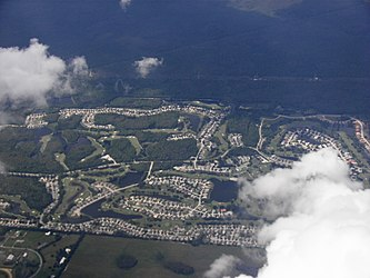 Aerial view of The Eagles golf community, Odessa, Florida.jpg
