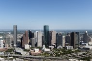 Aerial views of the Houston, Texas, 28005u.tif