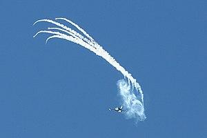 Aerobatic maneuver - Image: Aero L 159A Albatross 6055 (8109903241)