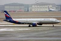 VQ-BED - A321 - Aeroflot