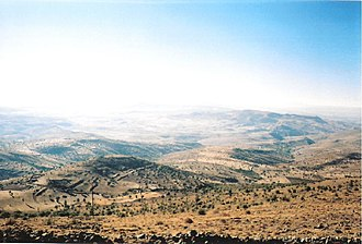 Afyonkarahisar Province - Image: Afyon Kocatepe'den Görünüm