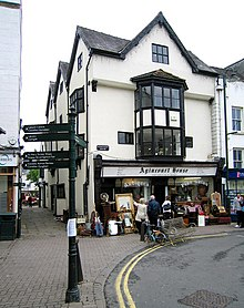 Agincourt House, Monmouth - geograph.org.uk - 1304384.jpg