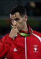 Ahmad Abughaush, 2016 Summer Olympics in Rio de Janeiro, men's 74 kg,.jpg