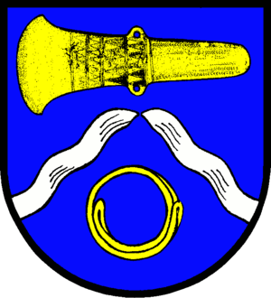 Ahneby - Image: Ahneby Wappen