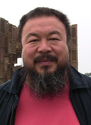 Ai Weiwei during documenta 12 (2007) 中文: 2007年...