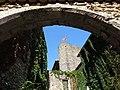 Ain, Pérouges - Maison du Prince, Tour de guet 3.jpg