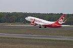 Air Berlin Boeing-737 taking-off 02.jpg