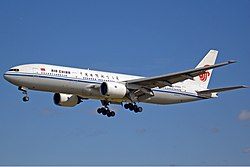 Boeing 777-200ER der Air China