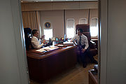 Air Force One Office Obama Kucinich