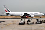 Air France, F-GSPX, Boeing 777-228 ER (45223357202).jpg