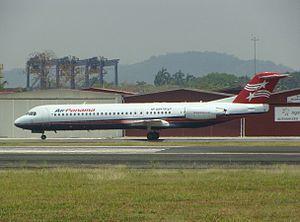 Fokker 100 - Air Panama Fokker 100