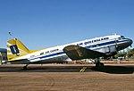 Air Queensland Douglas DC-3 (VH-BPL) at Rockhampton Airport.jpg