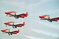 Air Tattoo International, RAF Boscombe Down - Patrulla Águila - 130692.jpg