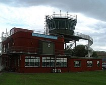 Air Traffic Control, RAF Linton-on-Ouse - geograph.org.uk - 430535.jpg