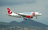 OK-NEN - A319 - Czech Airlines