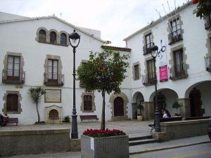 Arenys de Mar - Town hall