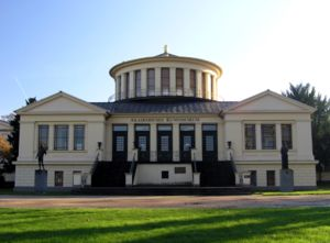 The Akademisches Kunstmuseum.