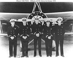 Akron test pilots