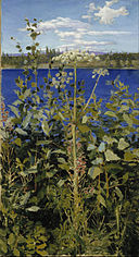 Akseli Gallen-Kallela - Wild Angelica - Google Art Project.jpg