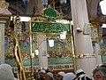 Al Masjid Nabavi Madina ((very powerfull Tasbeh)) laelaha illallah al malik al haqul mubeen.. - panoramio.jpg
