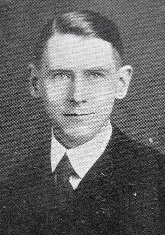 Albert I. Prettyman - Albert Ira Prettyman (c 1922) coach of Hamilton College