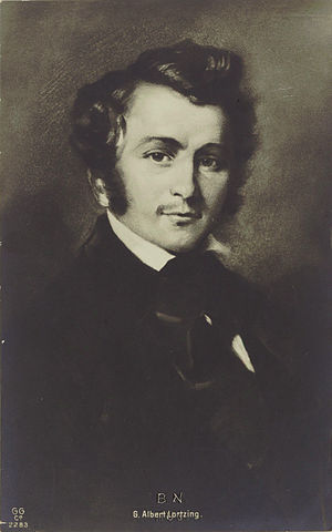 Ali Pascha von Janina - The composer