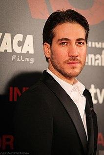 Alberto Ammann Argentine actor