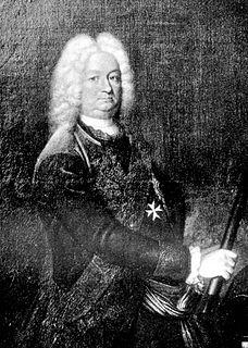 Albrecht Konrad Finck von Finckenstein German general