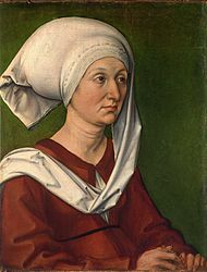 Albrecht Dürer: Portrait of Barbara Holper
