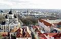 Aleksander Nevski katedraal ja Toompea loss 2003.jpg