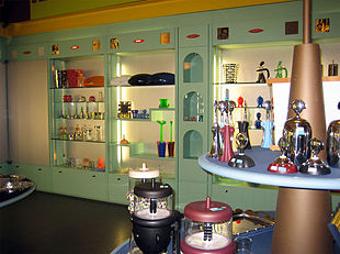 Alessi wikipedia for Alessi outlet